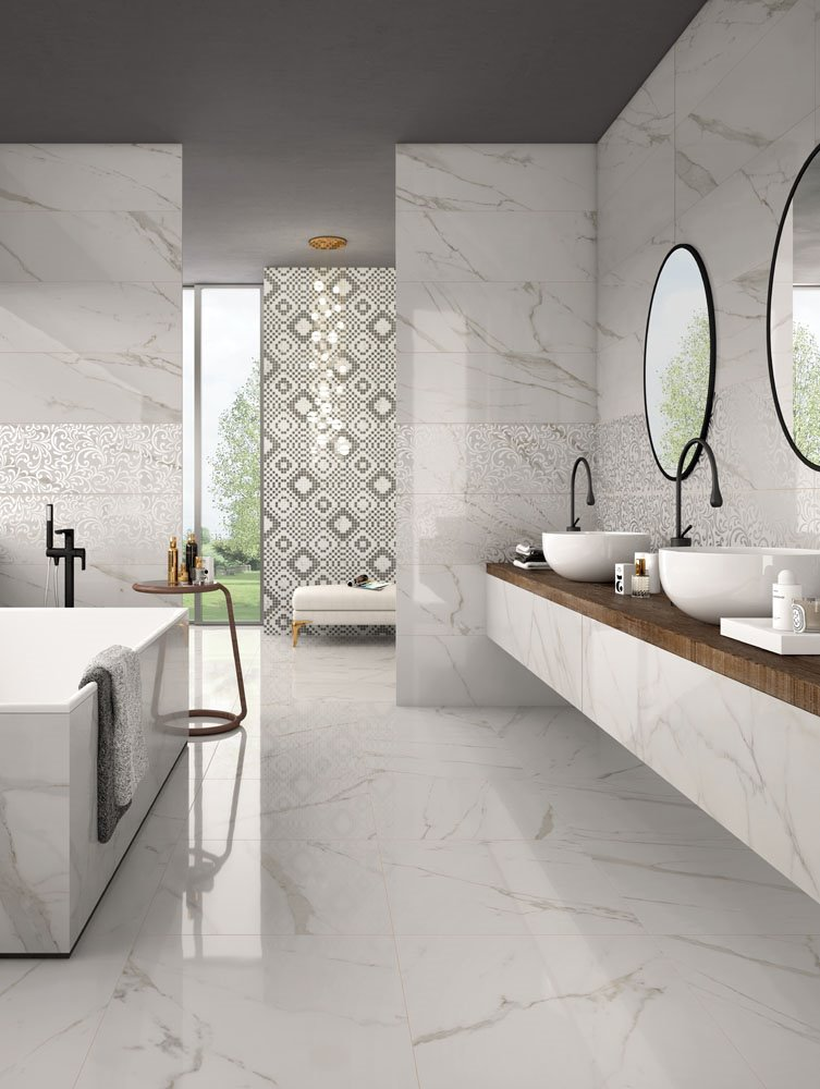 Trilogy Collection Panaria Flooring And Cladding
