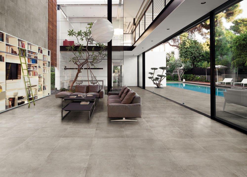 Urbanature collection panaria flooring and cladding