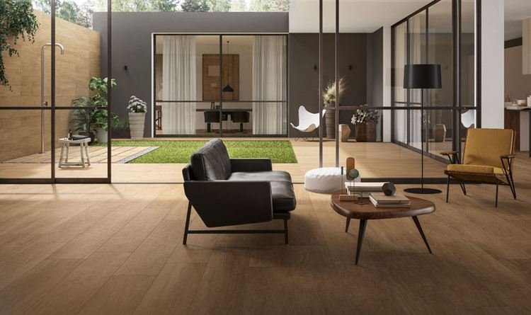 Wood Effect Stoneware Flooring Why It Is Preferable To Natural Wood