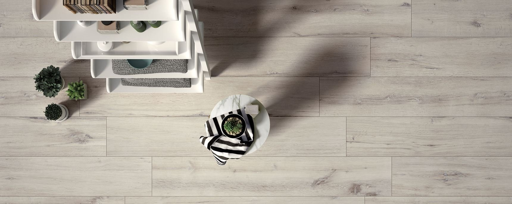 Wood effect stoneware flooring: why it is preferable to natural wood flooring