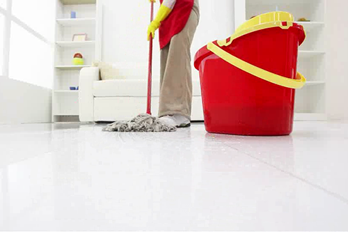 How to clean tiles: heavy duty cleaning