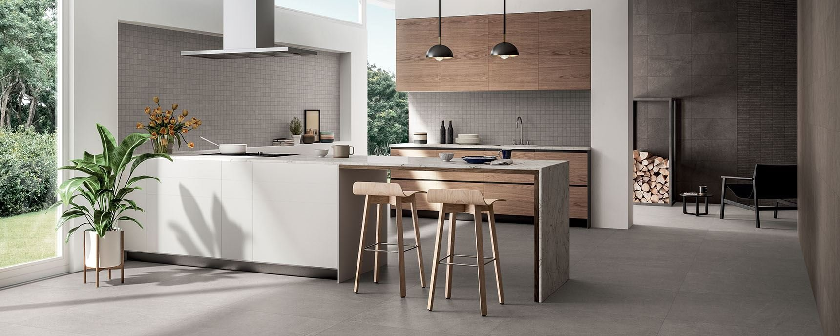 A modern kitchen: what are its characteristics?