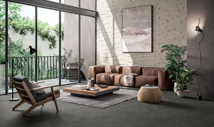 The Modern Living Room Is An Open Space