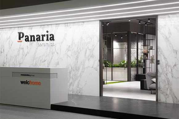 Cersaie 2019: Panaria Ceramica's new collections for contemporary living spaces